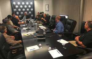 Officials Gather Ideas to Enhance Utica Shale Academy
