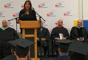 Utica Shale Grads Empowered to Become Trailblazers