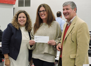 Grants Presented at Steubenville BOE