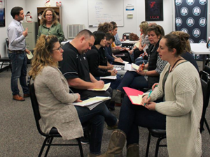 Teachers Share Ideas to Aid Related Arts Students