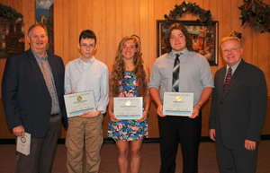 ACT Recognition Breakfast Honors High Scorers