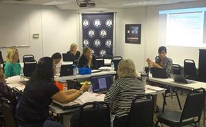 ESC Striving Readers Grant Training