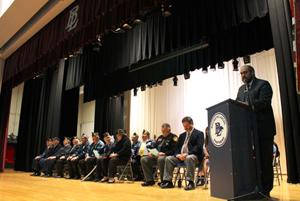 BLHS Veterans Day Program