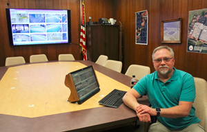 JVS Cameras Linked to 911 System