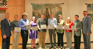 JCESC ACT Honorees