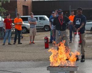 JVS Fire Safety