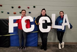 JVS FCCLA Fall Leadership