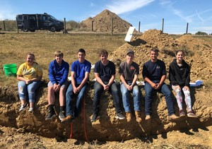 SLHS FFA Soils Competition