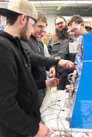JVS Electrical Trade Spotlight on Skills