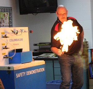 SLES Natural Gas Safety