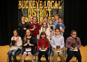 BL District Spelling Bee