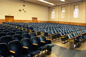 North Auditorium Seats