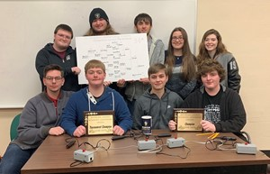 EHS Academic Team Wins Titles