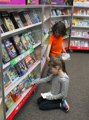 SLES Book Fair