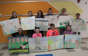 SLES Poster Contest Winners