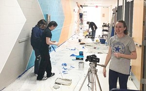 SLES Painting Project
