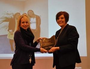 JCESC Mary Kakascik Honored
