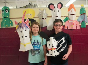Edison JG Young Puppeteers