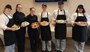 JVS Culinary Salads