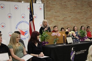 JVS NTHS Induction
