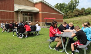 ICMS Outdoor Learning Grant