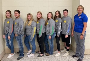 JVS FFA Officers