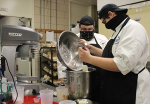 JVS Culinary Arts Gets Back to Basics