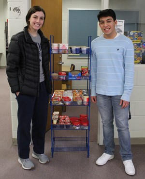 BLHS Student Pantry