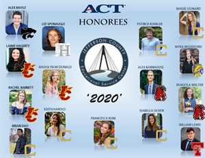 ACT Honorees