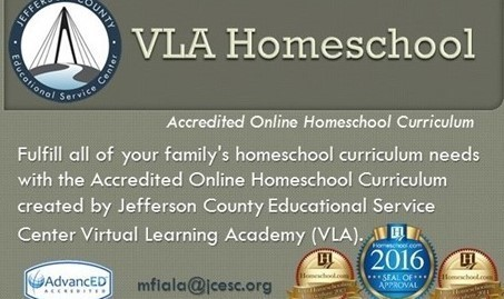Information about VLA Homeschool