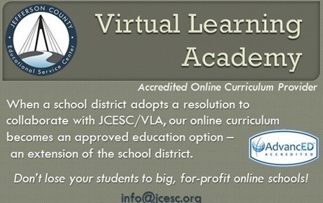Information about the Virtual Learning Academy