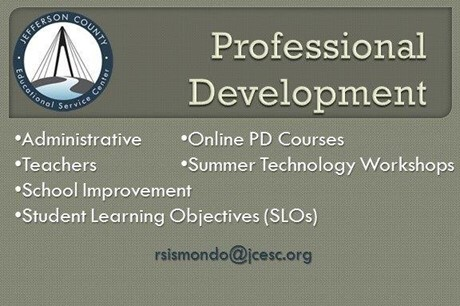 Information about Professional Development