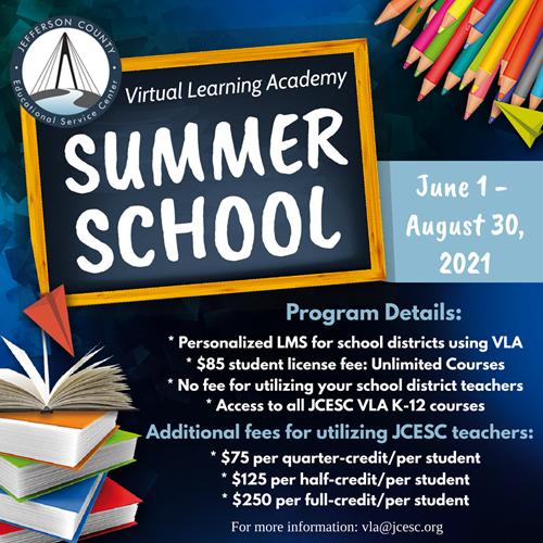 JCESC VLA Summer School '2021'